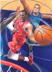 Mr.NBA/1年 軍地佑介