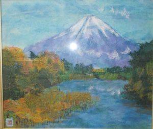 田貫からの富士/高野早苗