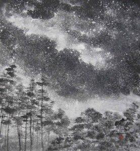 銀河/米山春江