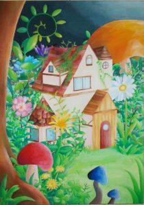 森の隠れ家/長沢柚季